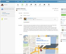 New online business tool I discovered. Podio is a social work platform where you can create your own customizable workspace and employee network for your company. Really well designed. Facebook Likes, News Online, Social Work, Project Management, Online Business, Software, Platform, Layout, Templates