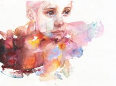 don't worry about it, you're a flower. Agnes Cecile.