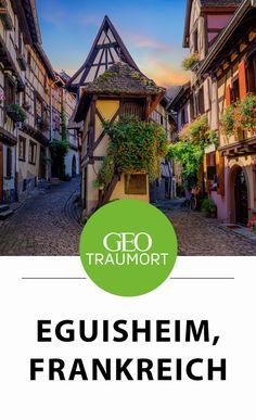 Was macht Eguisheim so besonders? Und wann sollten du das Dörfchen im Elsass am besten besuchen? Tipps und Infos findest du im Artikel