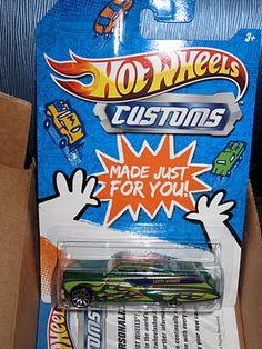 Hot Wheels customs!