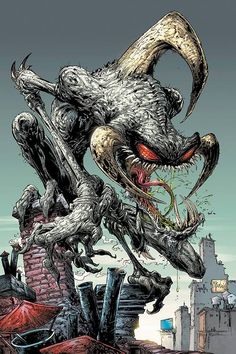 The Violator by Greg Capullo and Todd McFarlane *