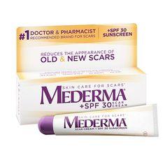 Mederma Scar Cream SPF 30
