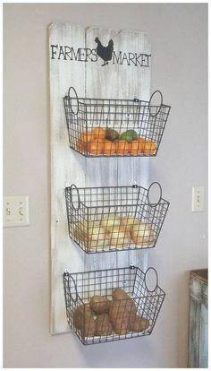 47 Small Kitchen Decor Ideas On a Budget to Maximize Existing the Space #kitchenremodel #smallkitchen #kitchendecorideas ~ vidur.net