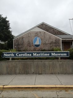 North Carolina Maritime Museum in Beaufort, NC