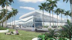 Fentress Releases Final Design for Miami Beach Convention Center