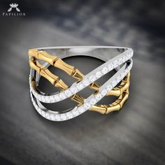 Fashion is the armor to survive the reality of everyday life. #ring