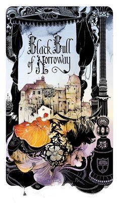 К английской народной сказке «Черный бык из Норроуэя»