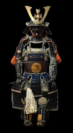 Samurai -Dragon- Gusoku-Mid Edo Period [Full Dress]