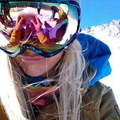 Mt. Hood it's been real and it's been fun.... it's been real fu*king fun! Till next time ! @Kathy B Snowboards @Kathy B Girls @anon_optics @GoPro #Padgram