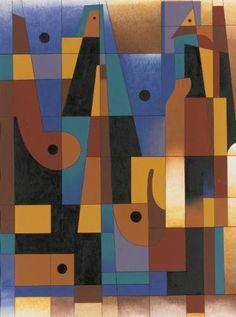 Geometrica en la forma - Carlos Merida