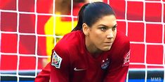 New trendy GIF/ Giphy. soccer uswnt hope solo focus pissed us soccer focused. Let like/ repin/ follow @cutephonecases