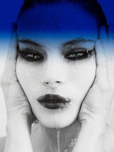 Martin Kunert - Allegra @ l. Foto Fun, Oil Water, People Photography, Halloween Face Makeup, Portrait, Artwork, Beauty, Dusk, Aesthetics