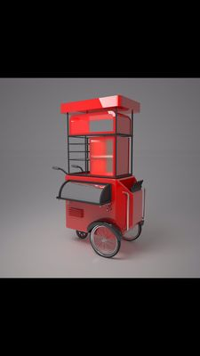 Food Truck, Pos Display, Kiosk, Kitchen, Ice Cream, Home, Mobile Food Cart, Wings, Log Projects