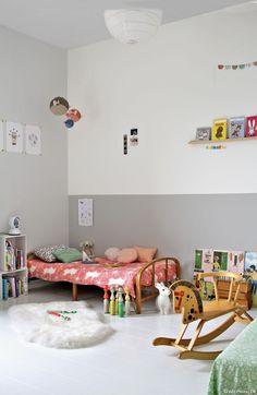 Grey in Kids Room - Petit & Small