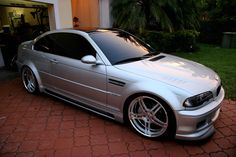 Pic Request: Modded coupes with deep dish wheels - E46Fanatics