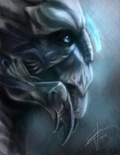 [No Spoilers] Garrus Mass Effect Garrus, Mass Effect 1, Mass Effect Universe, Mass Effect Characters, Commander Shepard, A Whole New World, Dragon Age, Game Art, Fantasy Art