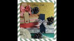 Cestino Pic -Nic idea regalo( preso da Pinterest )- Scrapbooking Tutoria...