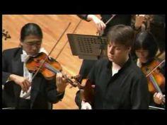 Joshua Bell plays Beethoven (1/5)