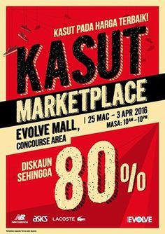 25 Mar-3 Apr 2016: Kasut Marketplace