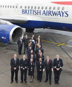 Leeds Bradford Airport celebrates the first anniversary of British Airways' London Heathrow route