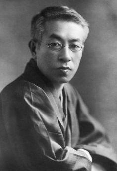 島崎 藤村(Shimazaki Toson), Japanese author, 1872~1943