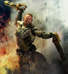 "Donnie ""Ruin"" Walsh - The Call of Duty Wiki - Black Ops II, Ghosts, and more! - Wikia"