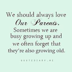 My parents are my favorite people! <3  Appreciative