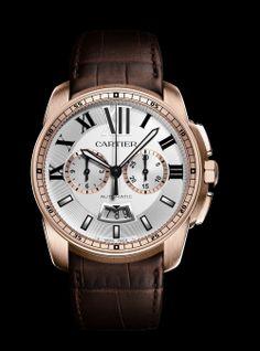 The Calibre de Cartier Chronograph: An Impressive New In-House Movement