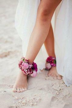 Bodas y novias en la palya... wedding at the beach