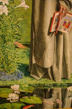 """""""convent thoughts"""" (detail) 
