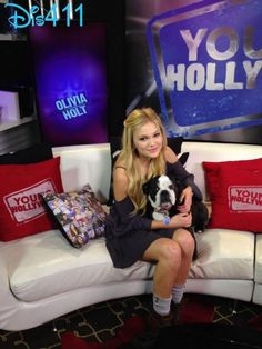 Photos: Olivia Holt So Pretty For Her Interviews March 26, 2014