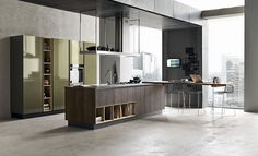 Maya: a winning project design - STOSA CUCINE - News and press releases