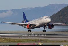 SAS - Scandinavian Airlines Airbus A320 OY-KAP