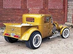 Vintage Trucks Classic More vintage cars hot rodsand kustoms - Hot Rod Trucks, Cool Trucks, Cool Cars, Big Trucks, Rat Rod Cars, Farm Trucks, Semi Trucks, Ford Classic Cars, Classic Chevy Trucks