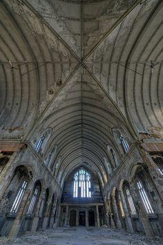 Saint Agnes Church, Detroit, Michigan