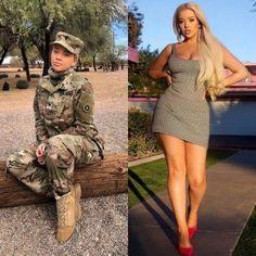 Sexy Women, Fit Women, Pin Up Girls, Female Soldier, Military Women, Girls Uniforms, Best Wear, Photography Women, Brunettes
