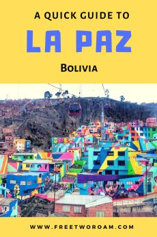 A quick guide to La Paz, Bolivia. What to do in and around the Bolivian administrative capital. Backpacking Europe, Europe Travel Tips, Travel Guides, Travel Destinations, Europe Packing, Traveling Europe, Packing Lists, Travel Hacks, Travel Packing