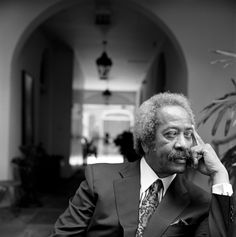 Legendary New Orleans musician Allen Toussaint will play LIVE for the world premiere of Twyla Tharp's newest work -- Waiting at the Station. (Photo my Michael Wilson, New Orleans, Louisiana-2008) #AIRTWYLA