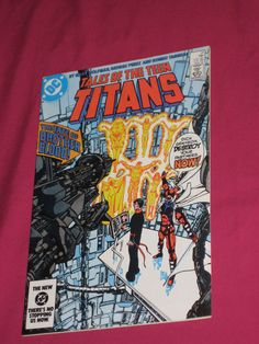 Tales Of The Teen Titans #41 DC Comics 1984 Good - Bagged & Boarded   eBay