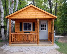 Cabin rentals at river view campground canoe livery for Rental cabins near mt st helens