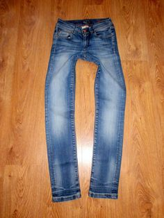 ONLY Prince MEDIUM Skinny Jeans Gr.W26 L32 Damen Slim Low STRETCH Jeanshose