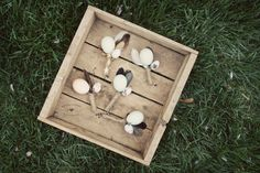 boutonnières made of eggshells from the bride and groom's hens Hens, Flora, Groom, Bride, Wedding, Laying Hens, Wedding Bride, Casamento, Bridal