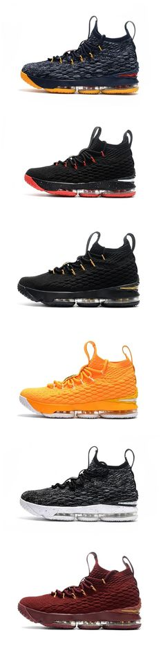 279c703c7f289 Nike LeBron James 15 knit Big Kids and Womens Basketball shoes Size:36-40