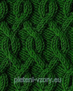 Vzor č. 88 – Kaleidoskop vzorů pro ruční pletení e38a9e51a5