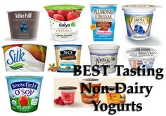 BEST Tasting Non-Dairy Vegan Yogurts - HollyBrownFit.com