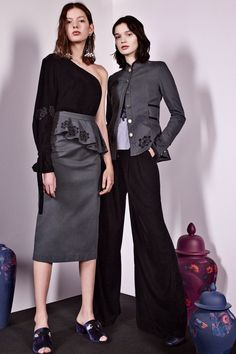 Sartorial Elegance — Tanya Taylor - Fall 2017 Ready-to-Wear