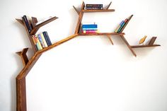Branched - The Book Shelf