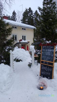 Even a trip to the outskirts of Helsinki can be worth it. Days In February, Summer Activities, Helsinki, Finland, Pop Up, Houses, Restaurant, Canning, Photos
