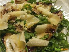 Seppia grigliata rucola e parmigiano  #ricette #food #recipes