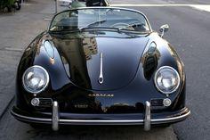 Cars Dawydiak 1955 Porsche 356 Speedster -